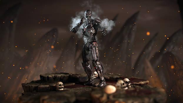 Smoke - Mortal Kombat XL