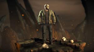 Jason - Mortal Kombat XL