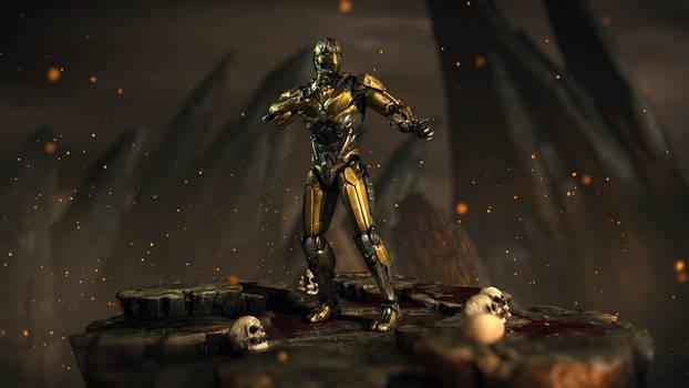 Cyrax - Mortal Kombat XL