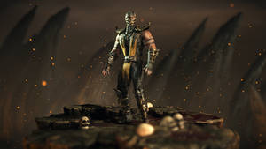Tournament Scorpion - Mortal Kombat XL