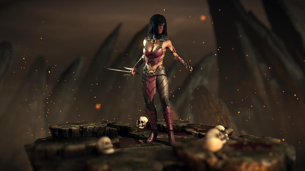Useful Mileena desnuda mortal kombat xl are