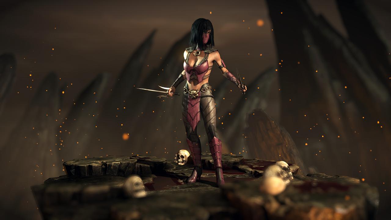 Mileena Mortal Kombat Xl By Yurtigo On Deviantart