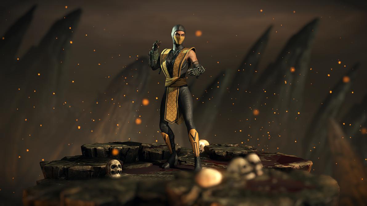 Kosplay Jacqui Briggs - Mortal Kombat XL by Yurtigo on ...