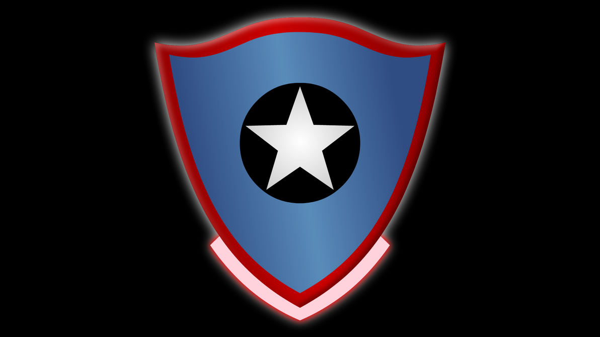 Shield logo vector marvel