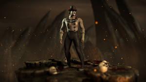 Ninja Mime Johnny Cage - Mortal Kombat XL