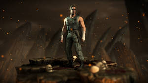 Commando Johnny Cage - Mortal Kombat XL