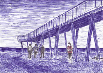 Venice Ballpoint 2 by Jynt0