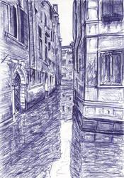 Venice Ballpoint 3 by Jynt0
