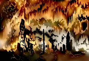 Cave Background 3 by Jynt0
