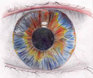 My Left Eye by Jynt0