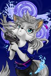 Character Design: Laura the Fox
