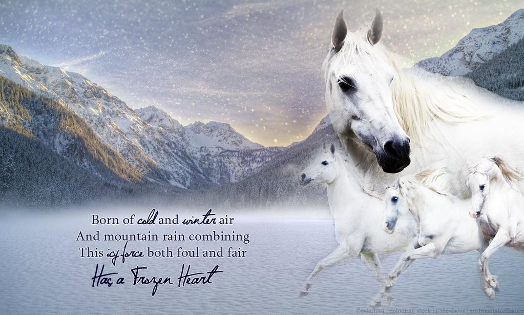 Frozen Heart [W a l l p a p e r] by esterhasi7