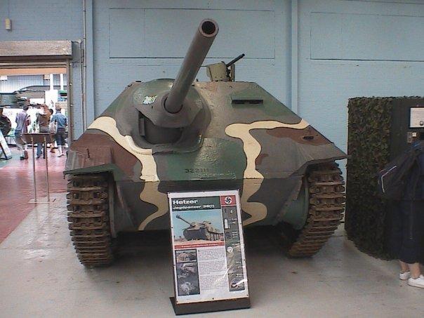 Jagdpanzer 38 'Hetzer' by pete-c-89