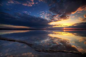 Turawa Lake by PawelUchorczak