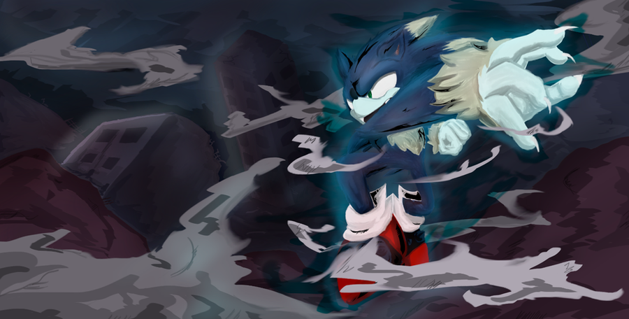 werehog by sirubou