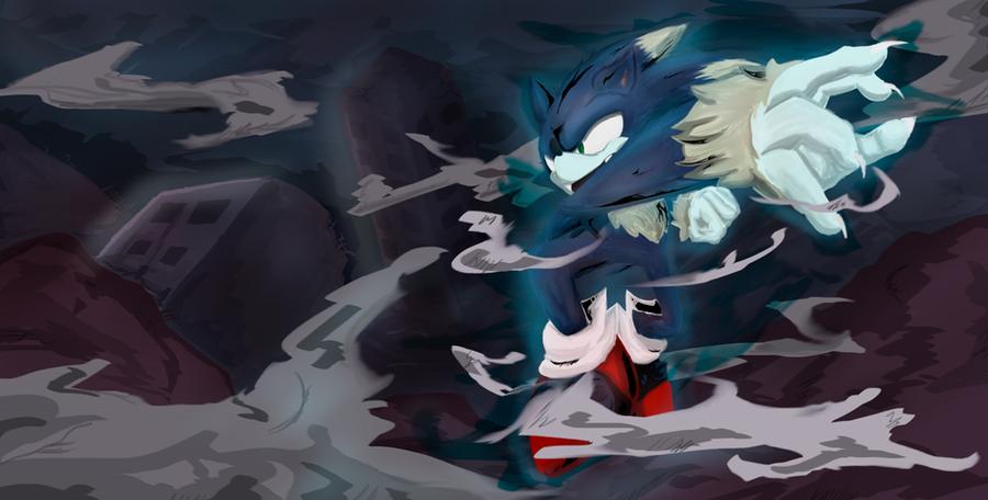 werehog by sirubou