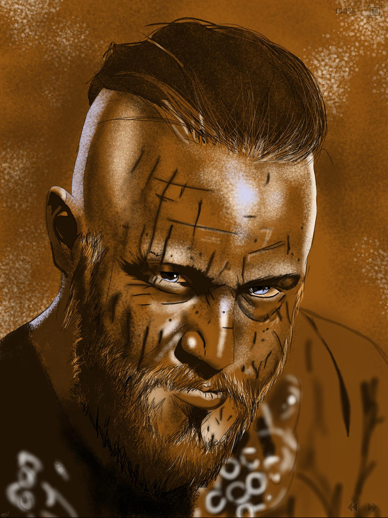 Ragnar The King by Mmoomoo