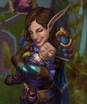 World of Warcraft gift