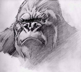 bigger gorilla