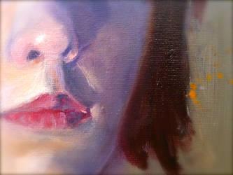 Self-Portrait Teaser by OnlyOneWish123