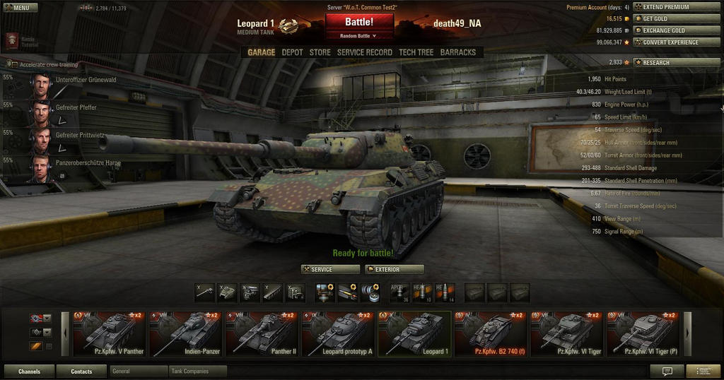 No Artist The 02 Tanks
