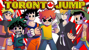 [Commission] Toronto-JUMP by almost-leonan