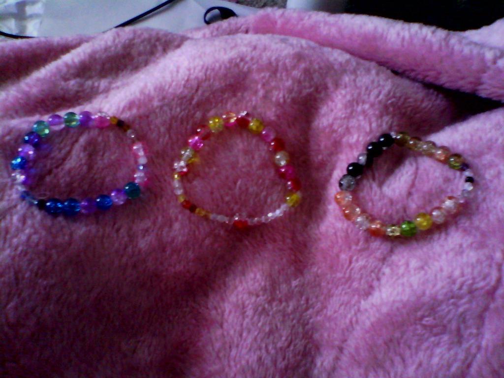 Bracelets by CaliGirl2323