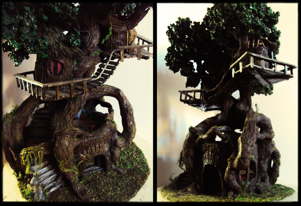 Treehouse by Diazzina