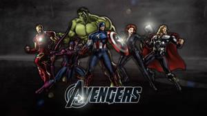 The Avengers: Modern | Wallpaper