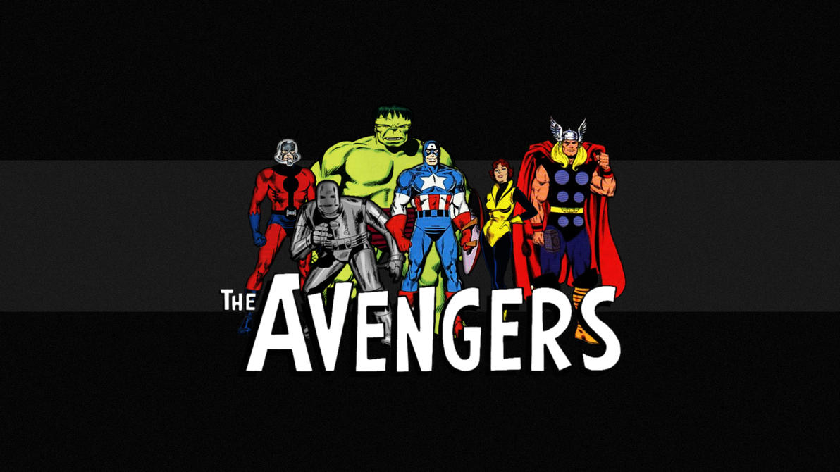 The Avengers: Classic | Wallpaper by Squiddytron