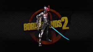 Borderlands 2: Zer0   Wallpaper