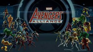 Avengers Alliance | Wallpaper