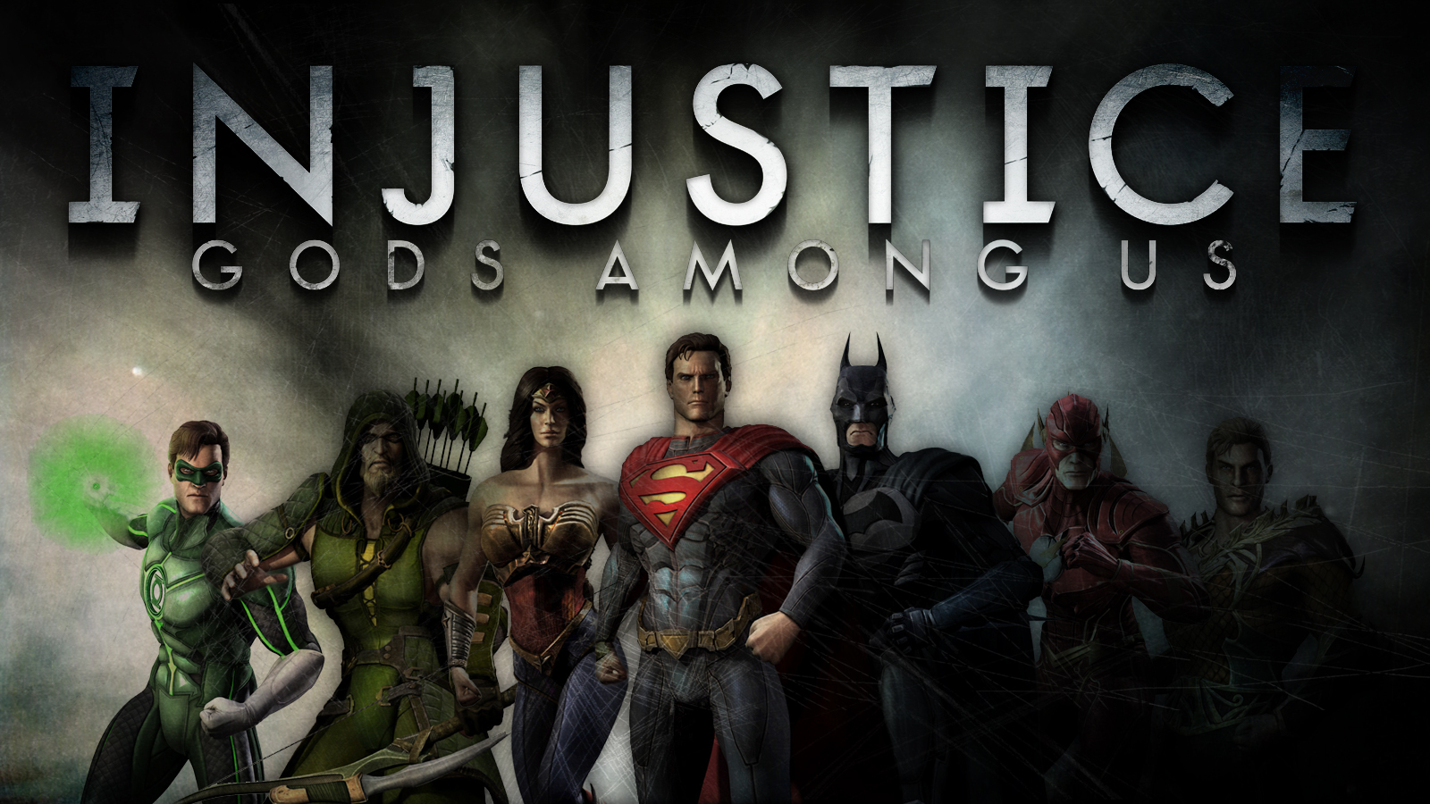 Injustice Gods Among Us Wallpaper By Squiddytron On Deviantart