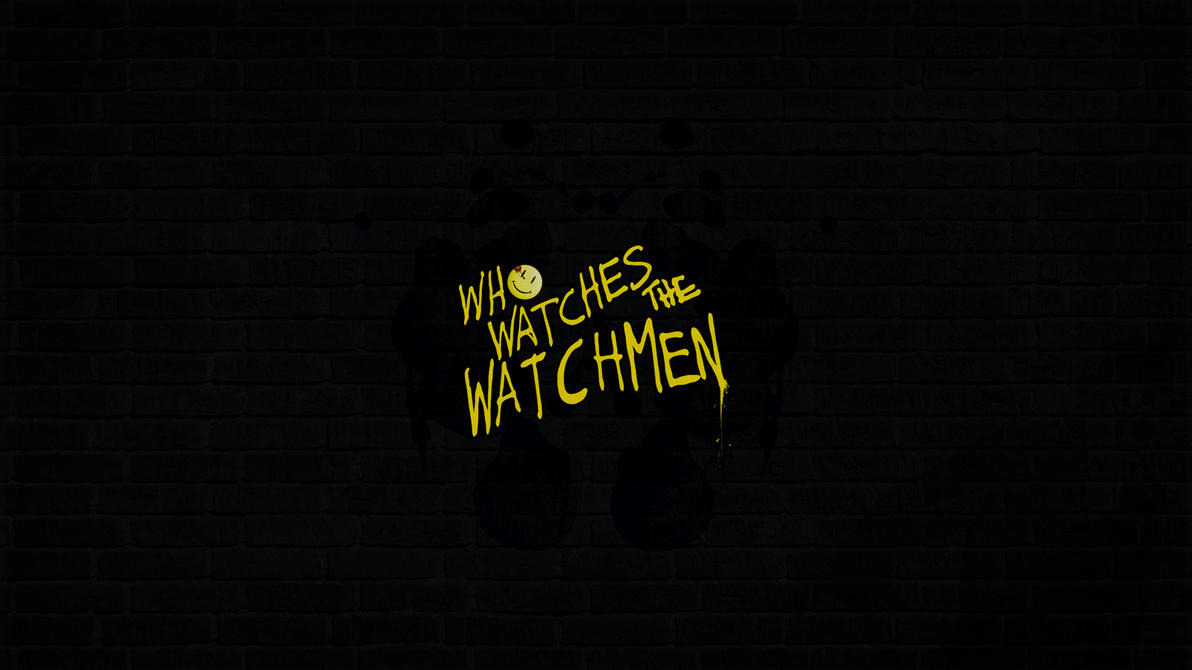 watchmen: graffiti | wallpapersquiddytron on deviantart