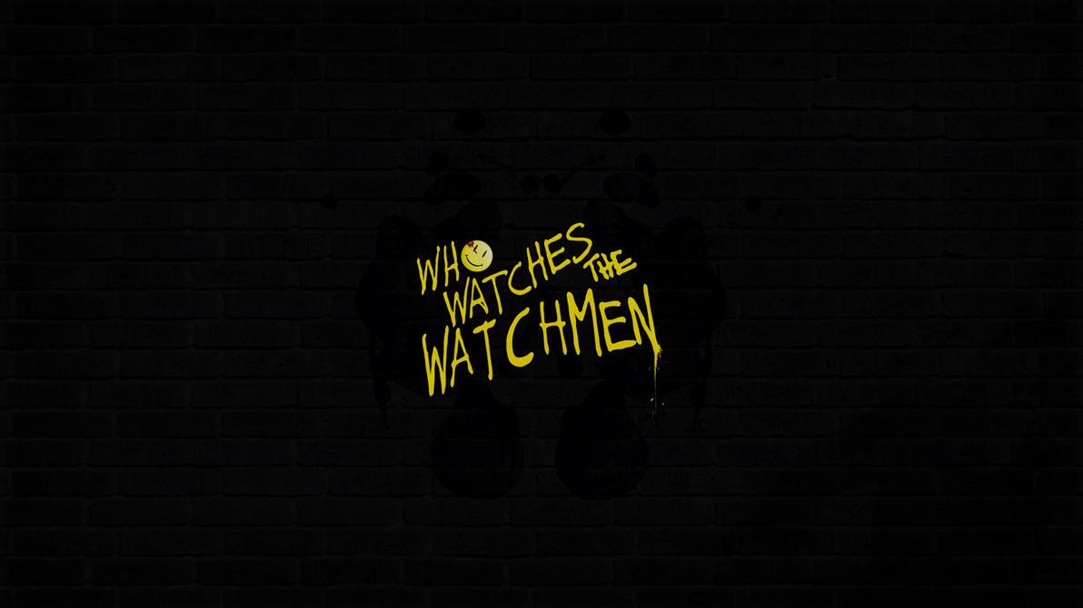 Watchmen: Graffiti | Wallpaper by Squiddytron on DeviantArt Watchmen