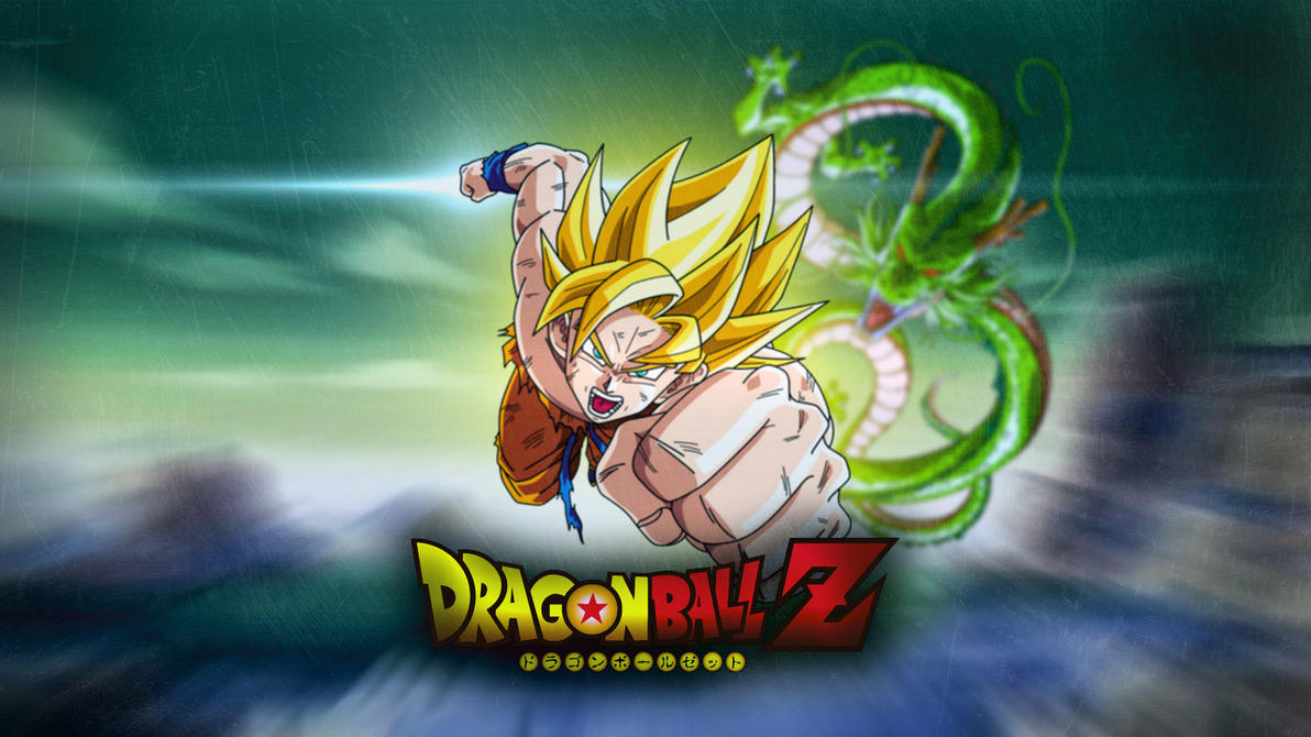 Great Wallpaper Dragon Ball Z Deviantart - dragon_ball_z___wallpaper_by_squiddytron-d6129cf  You Should Have_30991 .jpg