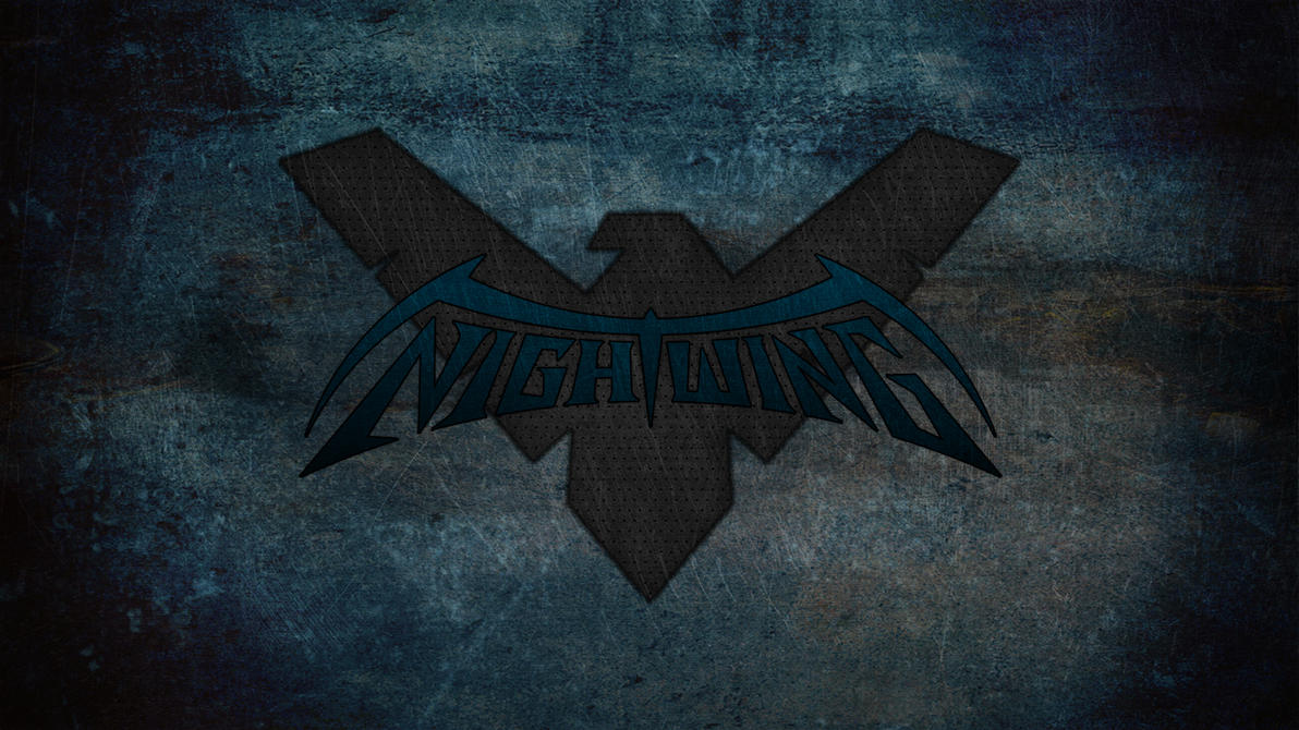 Nightwing | Wallpaper by Squiddytron