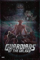 Guardians of the Galaxy | Theatrical Poster