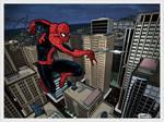 Spider-Man: Web Swinging | Colouring