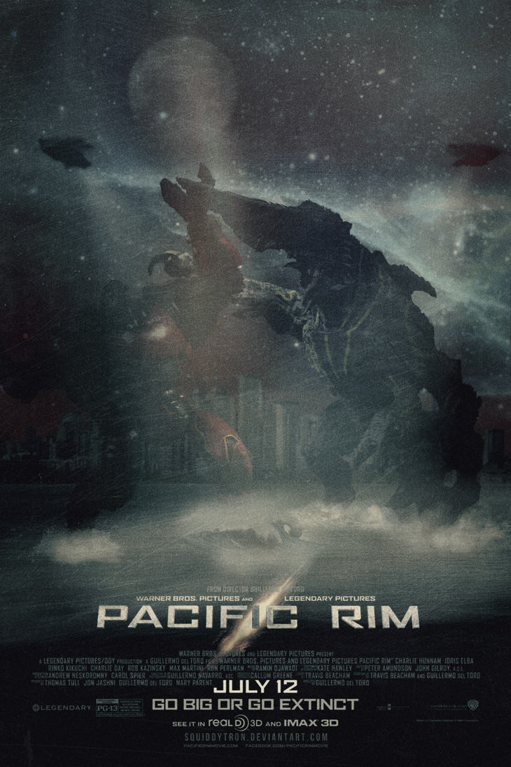 pacific rim 2017 movie poster - photo #1