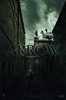 Arrow | Poster by Squiddytron