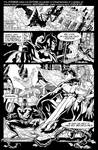 Batman Inks over Stokes
