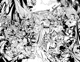 Justice Society of America 8