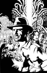 Indiana Jones: TOG Iss 4 Cover