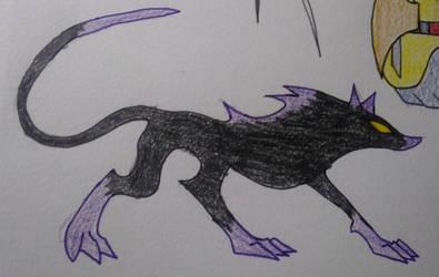 Blake Belladonna: Nocturne Shadow Beast