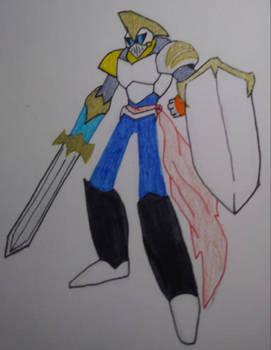 Jaune Arc: Gold Knight Defender