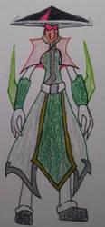 Lie Ren: Slender Zen Assassin