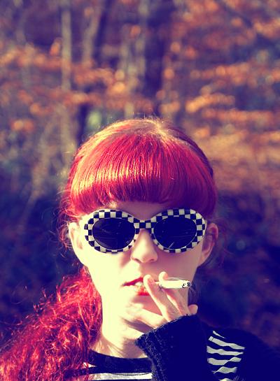 smoking Mathilda by suzieqhorrorshow - K�z�l Avatarlar