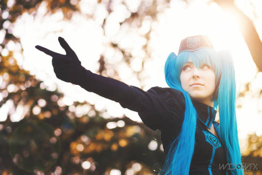Miku Hatsune [Love Philosophia] by flummi -Animexx