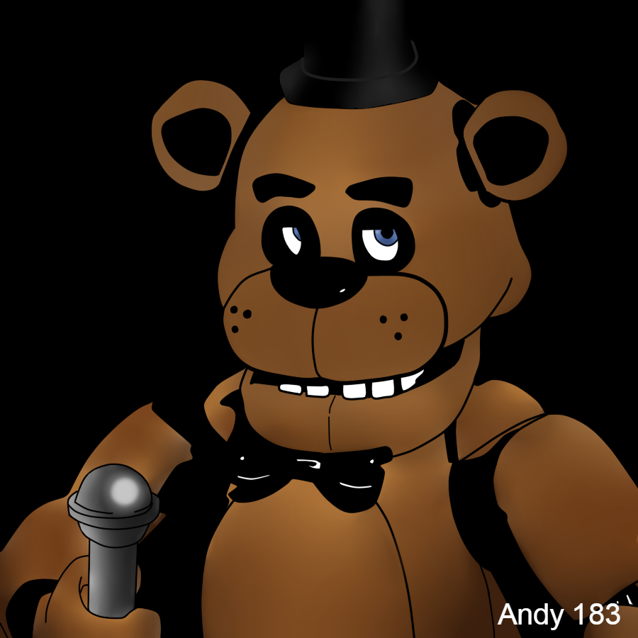 Freddy Five Nights At Freddys By Andy 183 On Deviantart